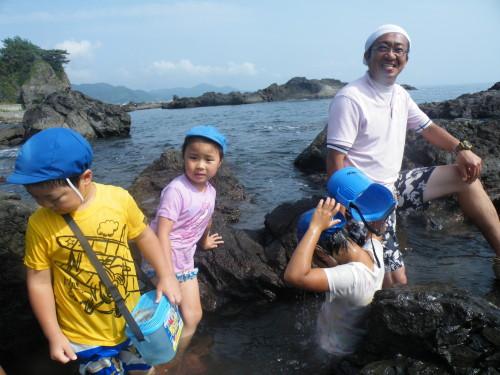 お泊まり岩風呂3